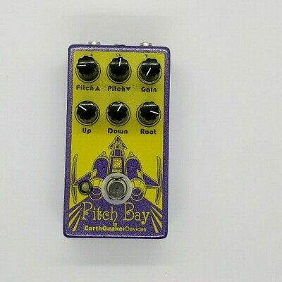 guitar pedal Pitch Bay — EarthQuaker Devices