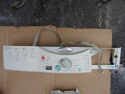 WHIRLPOOL WASHER CONTROL PANEL-PART# 8565355