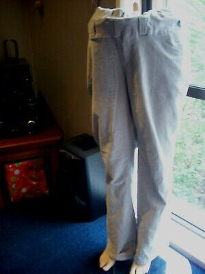 Ocean & Design Collection Maternity Cord Pants Size Large