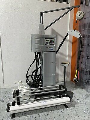 FoamPlus Storopack EZ100 Spray Foam Packaging Machine Fully Serviced