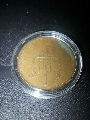 British Coin,Penny 1971,Sealed.