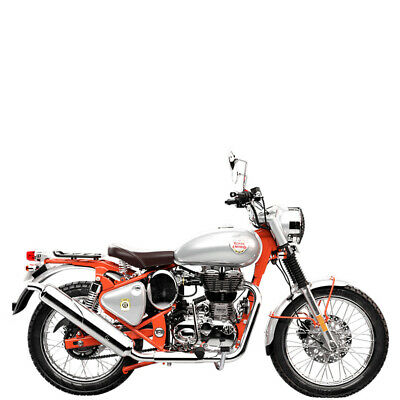 Royal Enfield Bullet Trials 500 Works Replica red inklusive Anlieferung
