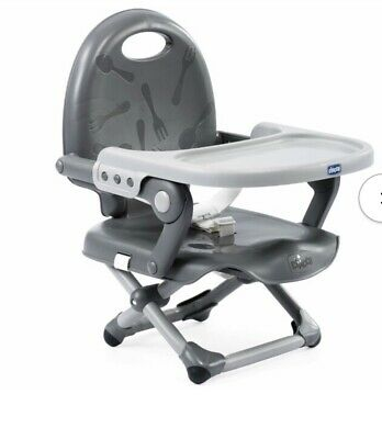 Foldable Baby Feeding Chair Chicco Portable Toddler Snack Booster Infant Seat