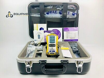RAE Systems MultiRAE PGM-6228 Multi-Gas VOC PID Monitors Confined Space w/ EXTRA