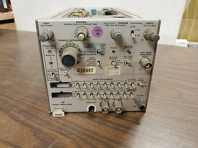 Logic Analyzer, Tek Tektronix 7D01 -7000 Series