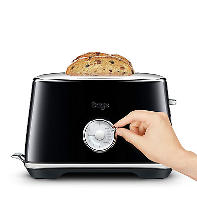 Sage by Heston Blumenthal the Toast Select Luxe Toaster - Salted Liquorice