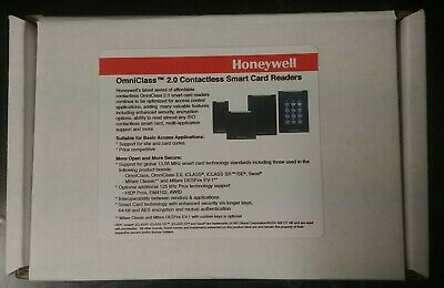 NEW Honeywell Omniclass 2.0 Smart Card Reader