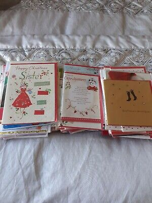 New Job Lot Of 150 Assorted Good Quality Greeting Cards.