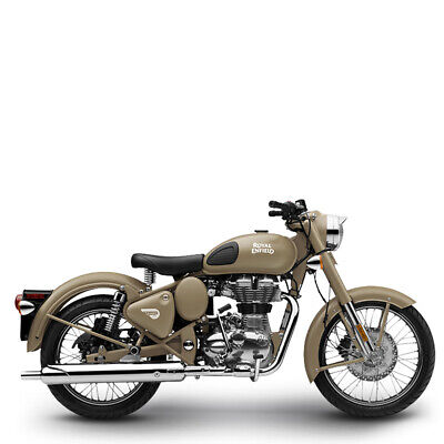 Royal Enfield 500 EFI Classic Desert Storm inklusive Anlieferung