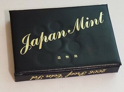 2006 Japan Proof Mint Set