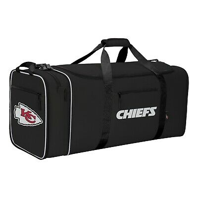Multi Color Officially Licensed NCAA Wingman Duffel Bag 24 x 12 x 12