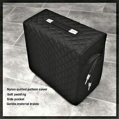 Nylon quilted pattern Cover for MAGNATONE Single V 2x12 combo
