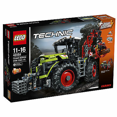 LEGO® Technic 42054 CLAAS XERION 5000 TRAC VC  2te Wahl! _2nd choice box damaged