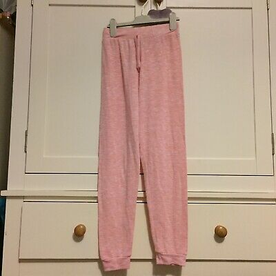 Girls Joggers Blush 12-13 Excellent Condition