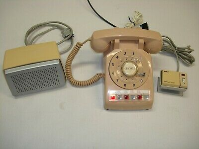Vintage Western Electric 4A Speakerphone System Modular Working 108 Amplifier