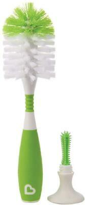 Deluxe Bottle and Teat Brush with Textured, Easy-Grip Handle - Assorted