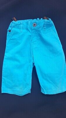 Designer Boys Ben Sherman Shorts Age 5-6 Years Immaculate Condition