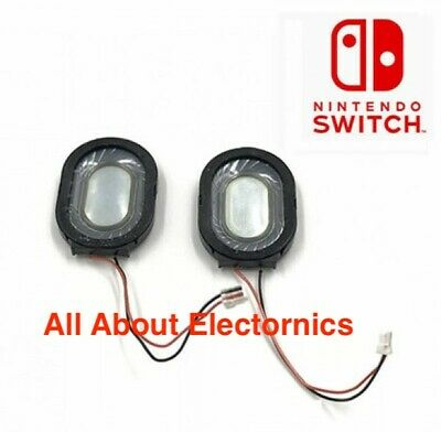 2 PCS OEM Nintendo Switch Console Speaker Set Replacement LEFT + RIGHT SIDE