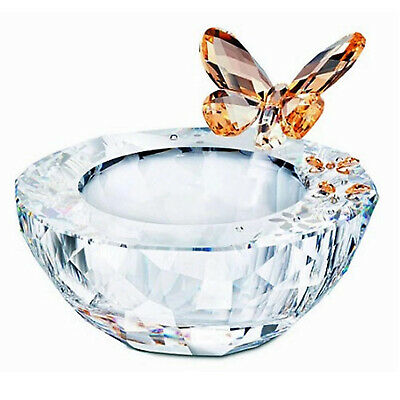 Swarovski crystal farfalla candeliere piccolo butterfly tea light cristallo