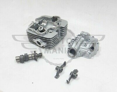 Suzuki GN125 GS125 DR125 Complete Engine head with Camshaft rocker arms
