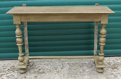 Console Table - Up cycled French Table