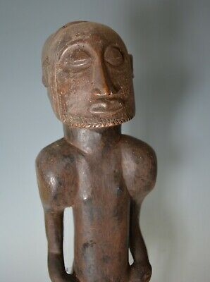 African tribal Fine old Large Luba Hemba Figure Art Africain