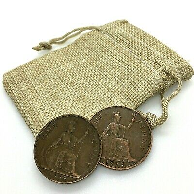 VE DAY 75th Anniversary Victory in Europe Gift- Penny -1939 & 1945 8th May 2020