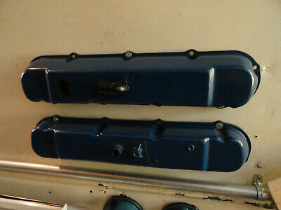 1980 Cadillac DeVille, Fleetwood Valve Covers