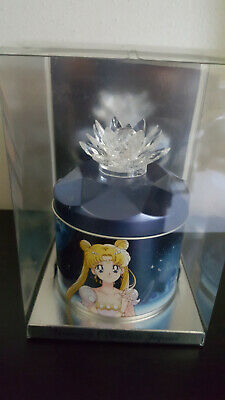 Sailor Moon USJ Event Limited Silver crystal cookie cans Universal Studios Japan