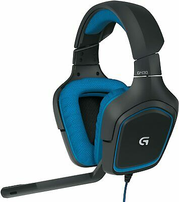 Logitech G430 7.1 Gaming Headset with Mic