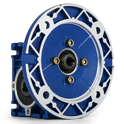 NMRV030 Worm Gear Ratio 15:1 63C Speed Reducer Gearbox W/Flange Selling Hot