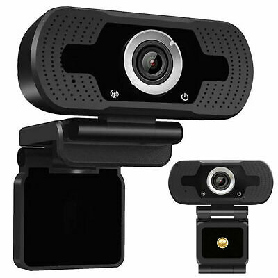 Webcam HD 1080P USB Camera Video With Microphone -  UK Stock & Seller