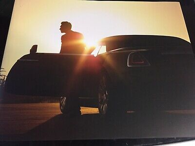 2017 Rolls-Royce Dawn Brochure Vip Hardcover 102 Pgs Usa New