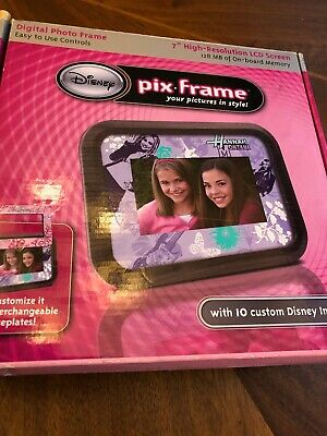 "Disney Pix-Frame Digital Photo 7"" LCD"