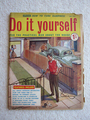 Do It Yourself Magazine - May 1959