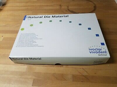 IPS Ivoclar Natural Die Material Kit,  light curing with bonus