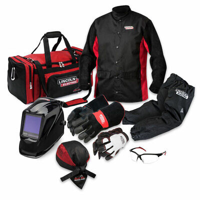 Lincoln Electric K3236 Top-Grade Professional Equipment Package X-Large