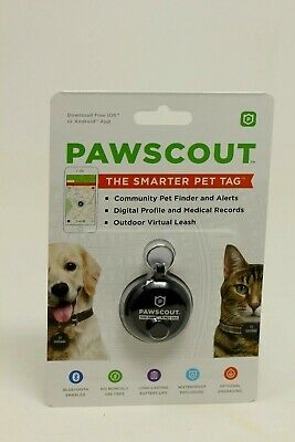 New Pawscout ~ The Smarter Pet Tag ~ Community Finder