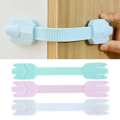 New 1pc Child Safety Locks for Refrigerators Drawer Door Baby Safe Protection z