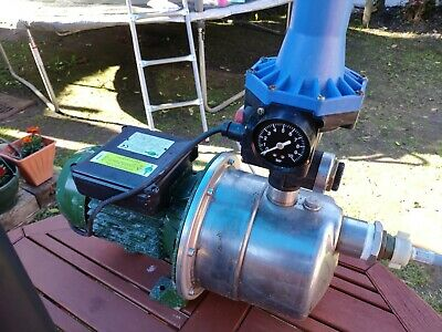 Stainless Steel Centrifugal Pump  Sea-Land Jexi100M and pump controller