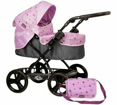 Mamas & Papas Junior Ultima Pram - Pink.