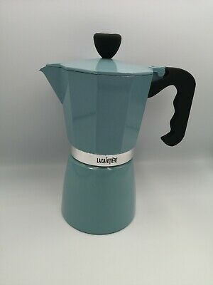 La cafetiere duck egg blue