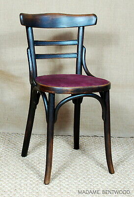 Chaise bistrot FISCHEL 1938 no baumann thonet, Cavern Club London Beatles