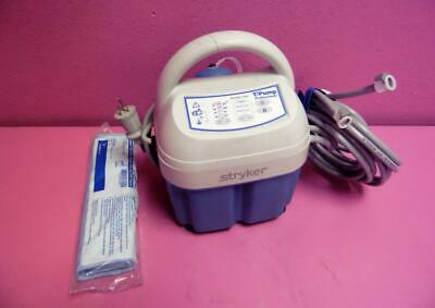 Stryker TP700 Heat Cold Therapy T/Pump & New Heating Pad