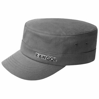 KANGOL Tropic Enfield Hat K0617CO Military Army Style Cap Classic Fisherman