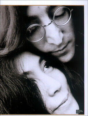 The Beatles Poster 1969 John Lenn0n Yoko Ono Bed In B13m 7 99 Picclick Uk