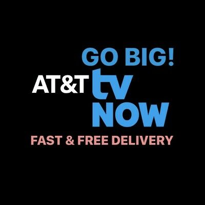 AT&T TV NOW | GO BIG Account | 1 Year Warranty | FAST Delivery💫