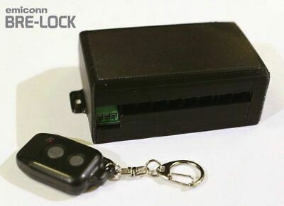 Immobilizer / Motor Lock with secure Remote control (Emiconn Bre-Lock)