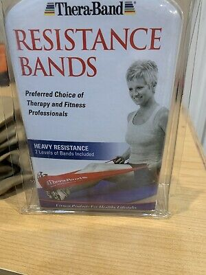 TheraBand Thera-band Exercise Bands - Heavy Resistance 2