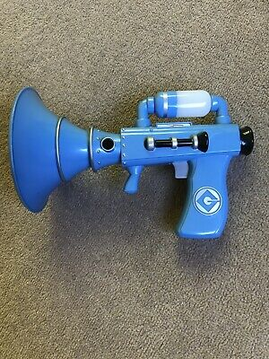 Despicable Me Minion Fart Blaster Gun Deluxe Thinkaway Toys Light Up Sounds